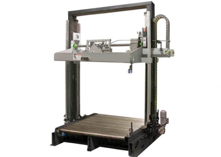 Máquina de cintar vertical PS-84