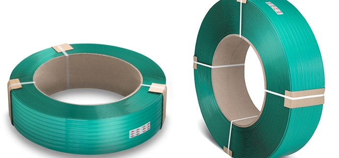 cinta plástica PET