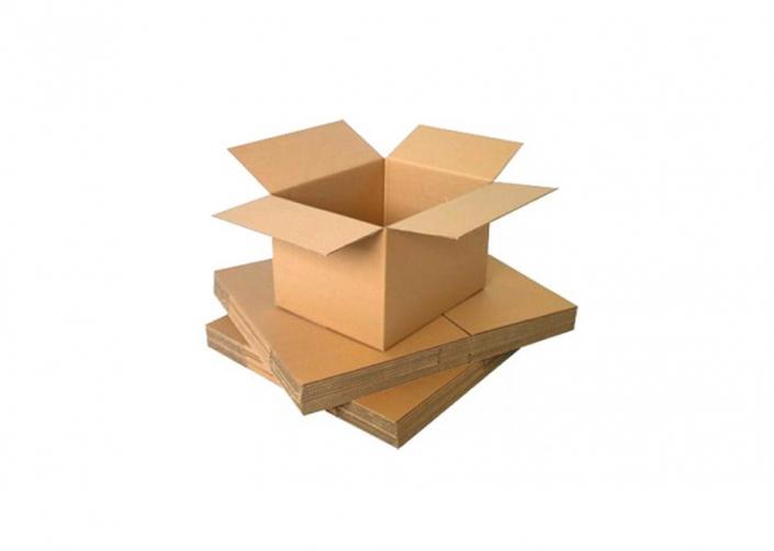caixas em cartão
