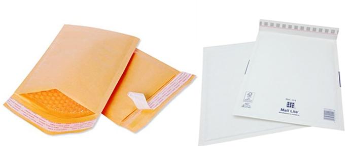 envelopes de proteção - Mail Lite
