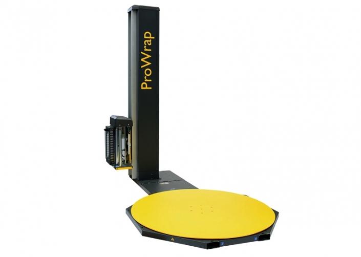envolvedrora de plataforma rotativa prowrap